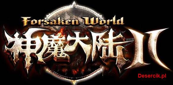 Sin Breaker, pierwszym demonem w Forsaken World 2