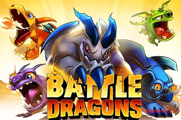 Battle Dragons: Zbuduj własny bastion smoków!