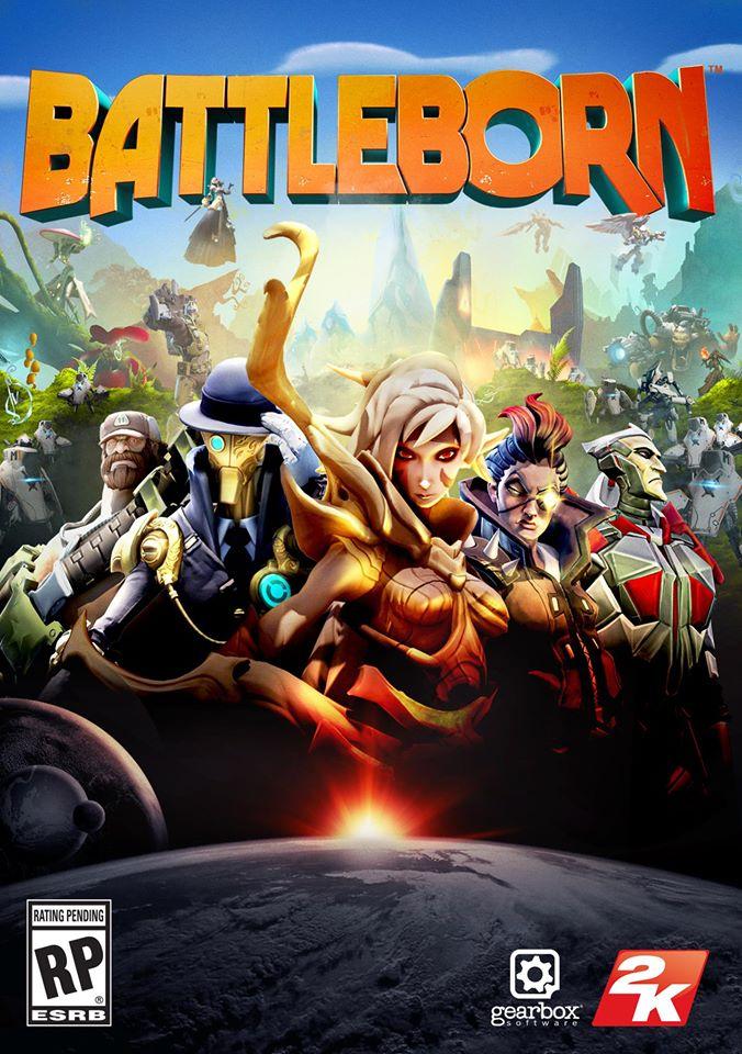 Battleborn-poster