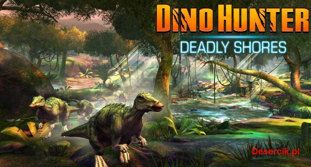 Poradnik do Dino Hunter Deadly Shores na Facebooku