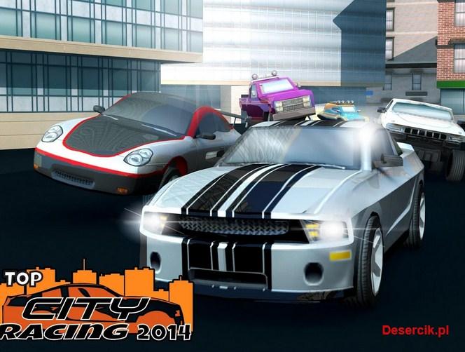 Top City Racing 2014 dostępne za darmo na iOS i Android