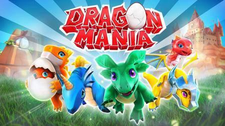 Dragon Mania: Poradnik jak krzyżować smoki