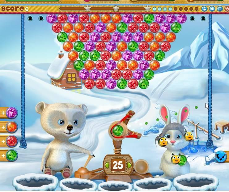 Bubble Bee Bear 002