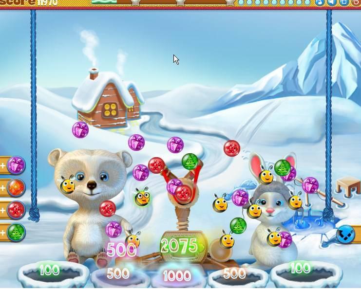 Bubble Bee Bear 003