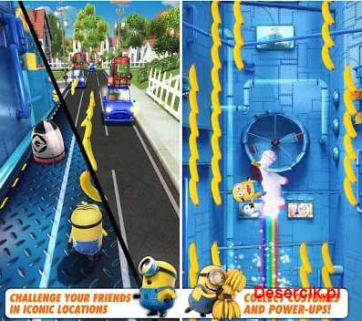 Despicable Me Minion Rush 001