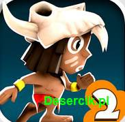 Manuganu 2 (Android): Sequel do jednego z najpopularniejszych runnerów