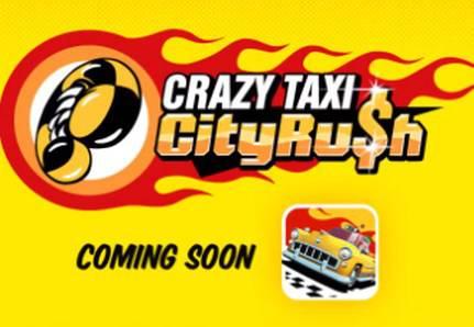 Crazy Taxi: City Rush – teraz taksówką poszalejemy na Androidzie