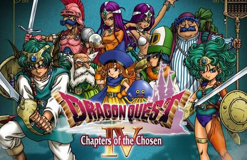 Dragon Quest IV: Chapters of the Chosen powraca na iOS i Android