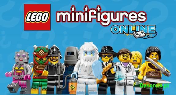 LEGO Minifigures Online: Mitologiczny klimat i nowe figurki