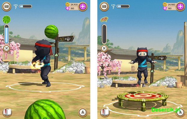 Clumsy Ninja 002
