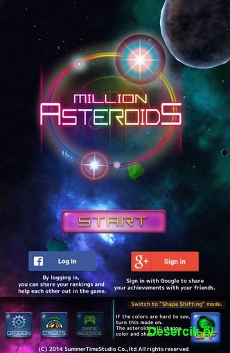 Million Asteroids 002