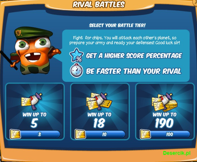 Rival Battles
