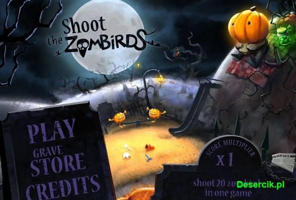 Shoot The Zombirds