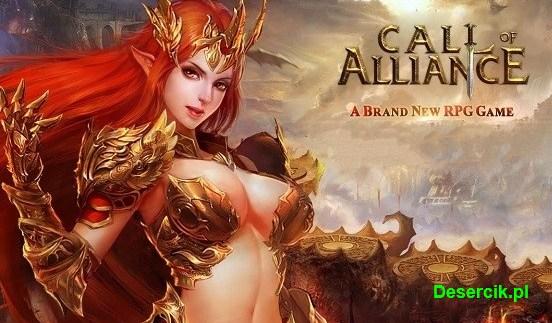 Call of Alliance: Chcesz zdobyć kod na dobry start? Sprawdź Nas!