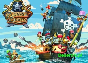 Jak zdobywać darmowe gemy/diamenty w Plunder Pirates?