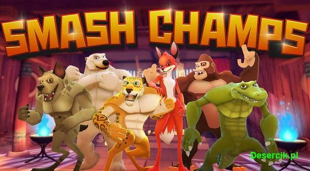 Smash Champs, nowa gra od twórców Subway Surfers