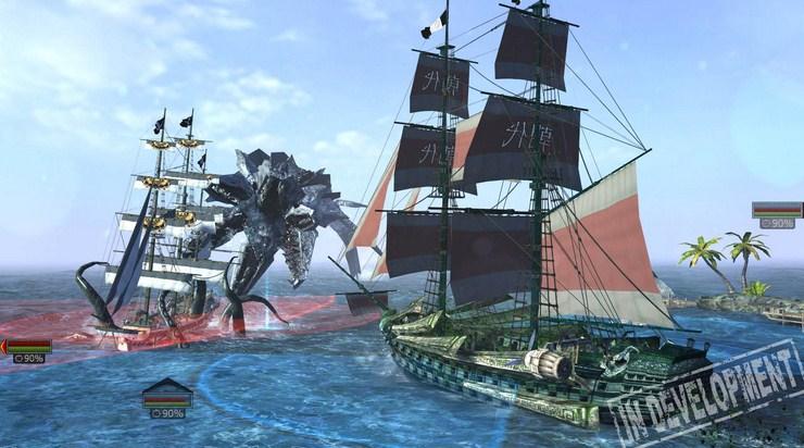 Tempest, kolejna gra o piratach tym razem na Androida i iOS