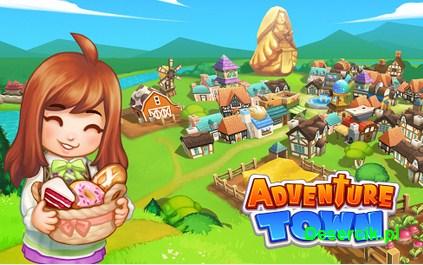 Adventure Town – buduj miasto i rozwijaj bohaterów