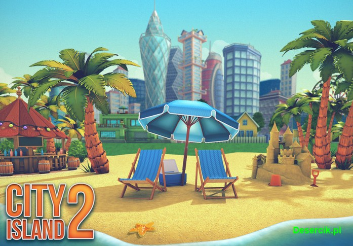 City Island 2 – Building Story – buduj miasto na Androidzie
