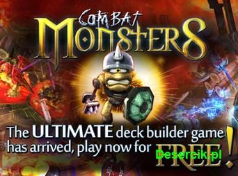 Combat Monsters – karciane walki potworów