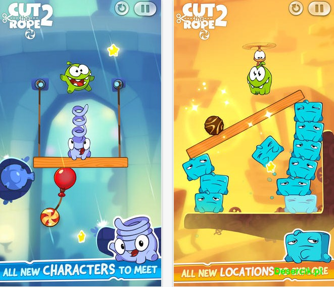 Cut the Rope 2 002
