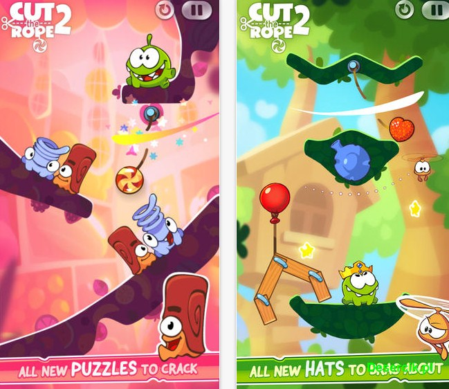 Cut the Rope 2 003