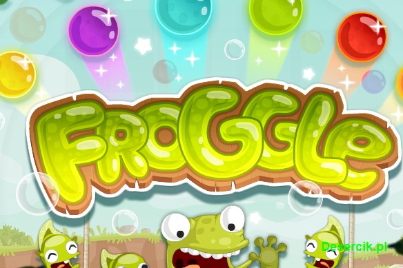Froggle – recenzja gry na Facebooku