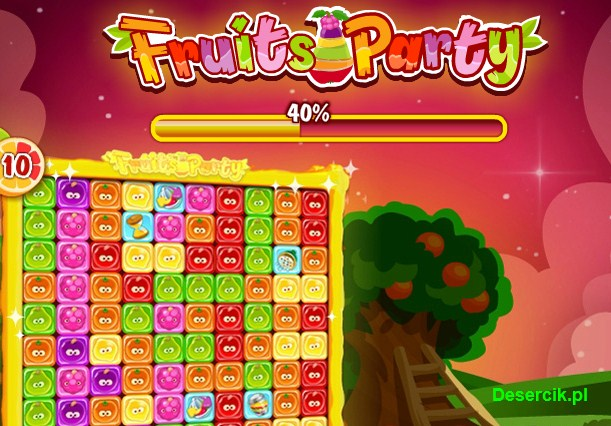 Fruits Party (Facebook)
