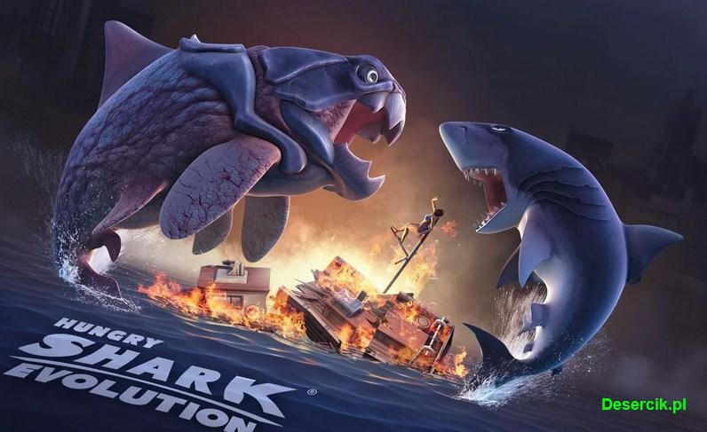 Poradniki (Wiki) do gry Hungry Shark Evolution