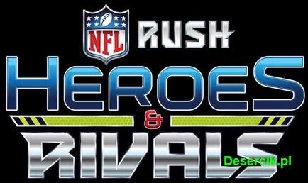 NFL Rush: Heroes & Rivals – coś dla fanów futbolu amerykańskiego