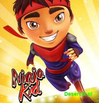 Ninja Kid Run – uciekaj przed psem i zbieraj monety