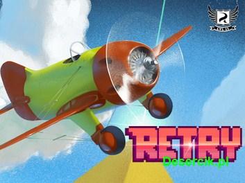 RETRY – ośmiobitowy świat czeka na swoich pilotów