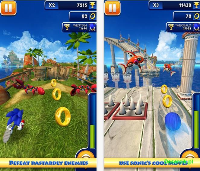 Sonic Dash 003