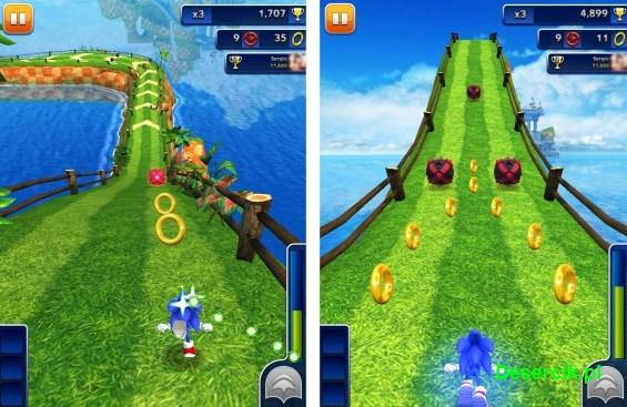 Sonic Dash 004