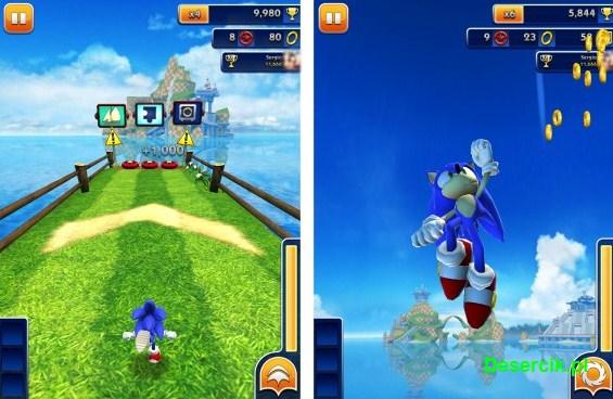 Sonic Dash 005