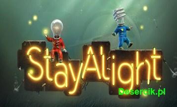 Stay Alight – człowiek żarówka kontra mikroby
