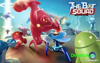 The Bot Squad: Puzzle Battles – kieruj dronami, broń się i atakuj