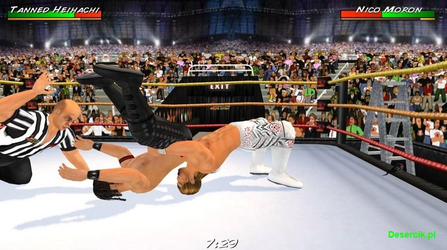 Wrestling Revolution 3D 001