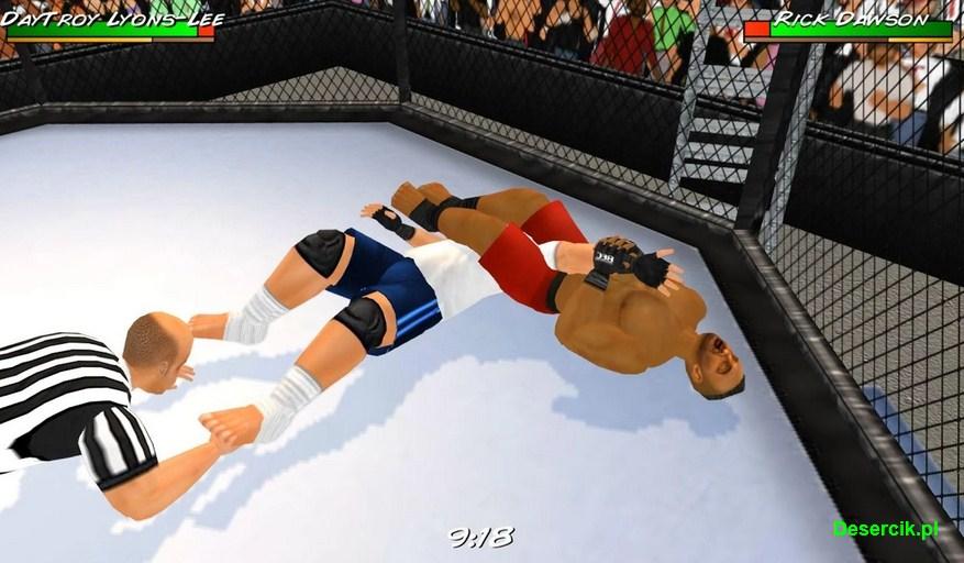 Wrestling Revolution 3D 002