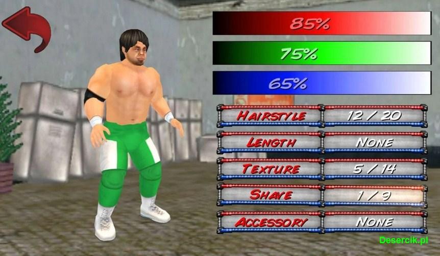 Wrestling Revolution 3D 003
