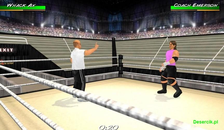 Wrestling Revolution 3D 004