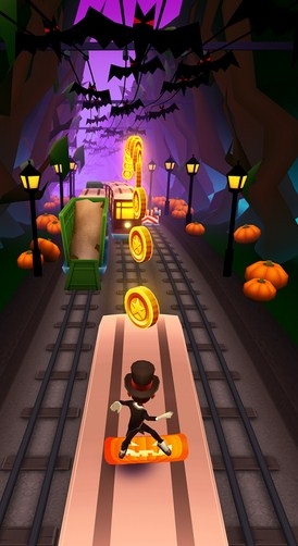 Halloween  Subway Surfers