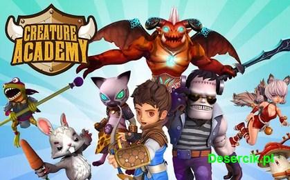 Creature Academy: Chwytaj potwory i ruszaj do walki