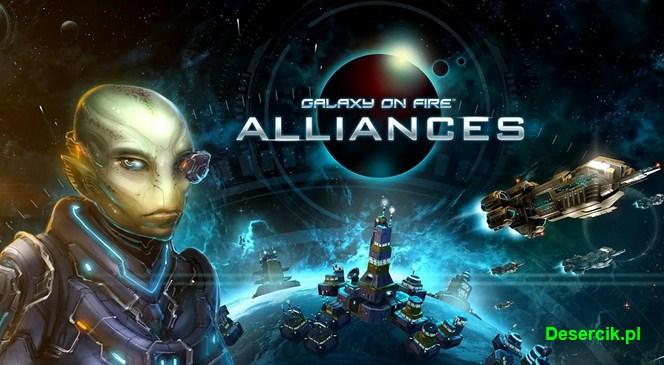 Galaxy on Fire: Alliances – Podbijamy tym razem kosmos!