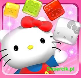 Hello Kitty Jewel Town – łączenie klejnotów i dekoracja pokoju w jednym