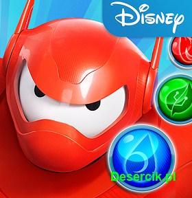 Big Hero 6 Bot Fight – logiczne walki robotów od Disney'a
