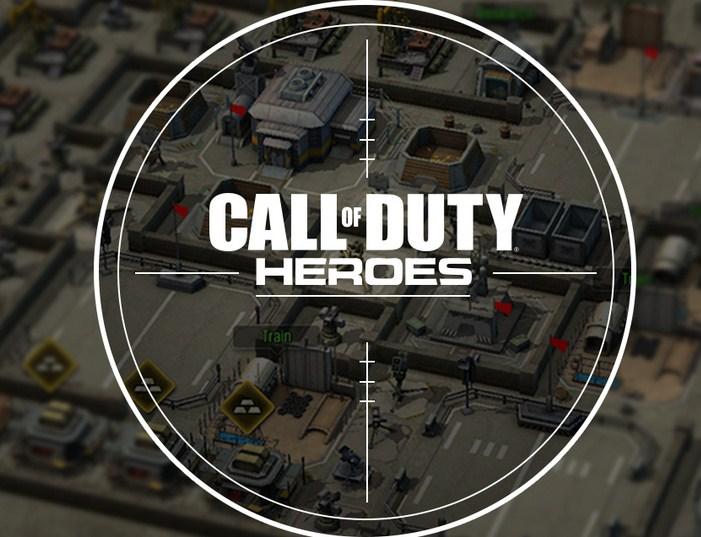 Call of Duty: Heroes – zbuduj własną bazę i rusz do walki