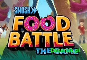 Food Battle: Dynamiczne walki pączków