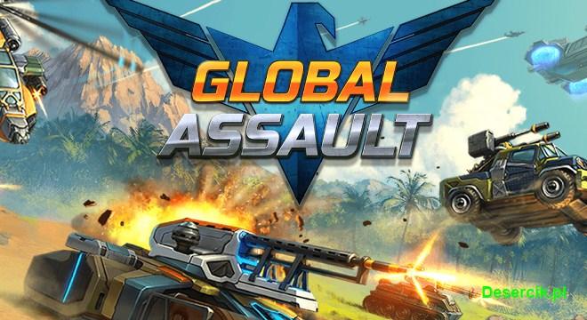 Global Assault – powracają wspomnienia z dzieciństwa