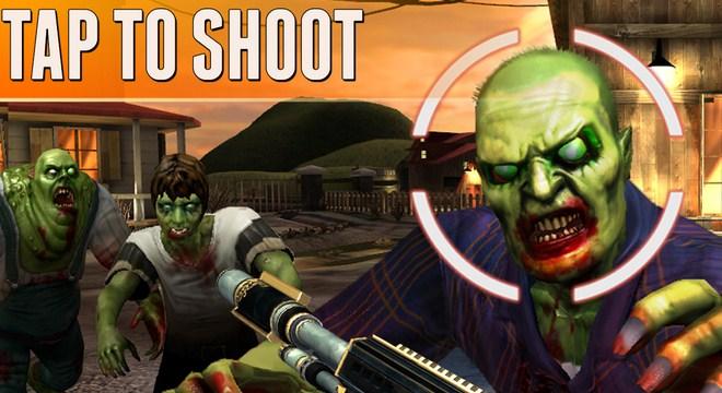 Gunfinger – kolejny zombie killer na Androida